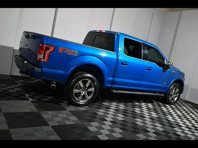 2017 F-150 SuperCrew Cab 4x4,  Pickup #FD37994Z - photo 5