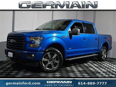 2017 F-150 SuperCrew Cab 4x4,  Pickup #FD37994Z - photo 1