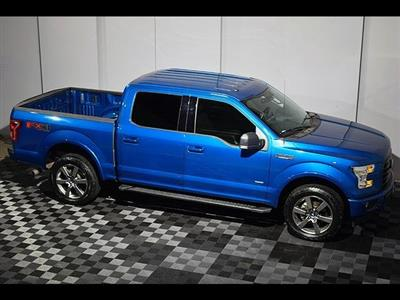 2017 F-150 SuperCrew Cab 4x4,  Pickup #FD37994Z - photo 10