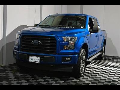 2017 F-150 SuperCrew Cab 4x4,  Pickup #FD37994Z - photo 12