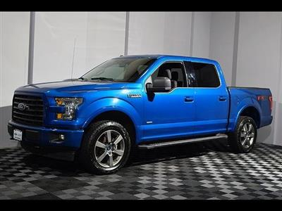 2017 F-150 SuperCrew Cab 4x4,  Pickup #FD37994Z - photo 13