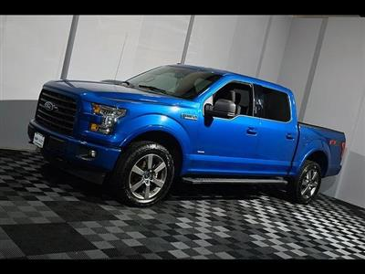 2017 F-150 SuperCrew Cab 4x4,  Pickup #FD37994Z - photo 14
