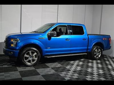 2017 F-150 SuperCrew Cab 4x4,  Pickup #FD37994Z - photo 15