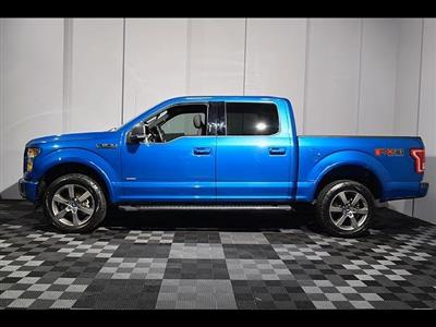 2017 F-150 SuperCrew Cab 4x4,  Pickup #FD37994Z - photo 16