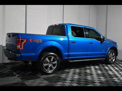 2017 F-150 SuperCrew Cab 4x4,  Pickup #FD37994Z - photo 4