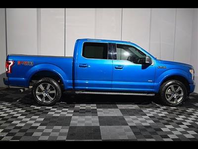2017 F-150 SuperCrew Cab 4x4,  Pickup #FD37994Z - photo 7