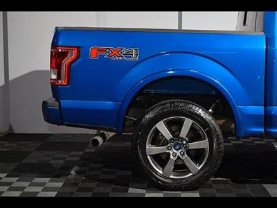2017 F-150 SuperCrew Cab 4x4,  Pickup #FD37994Z - photo 8