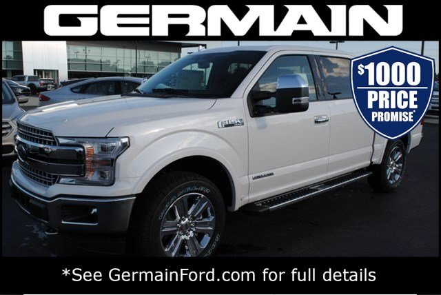 2018 F-150 SuperCrew Cab 4x4,  Pickup #FD50531 - photo 1