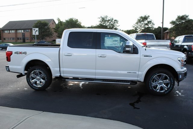 2018 F-150 SuperCrew Cab 4x4,  Pickup #FD50531 - photo 6