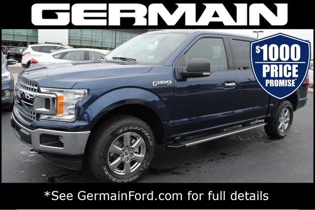 2018 F-150 SuperCrew Cab 4x4,  Pickup #FD82704 - photo 1