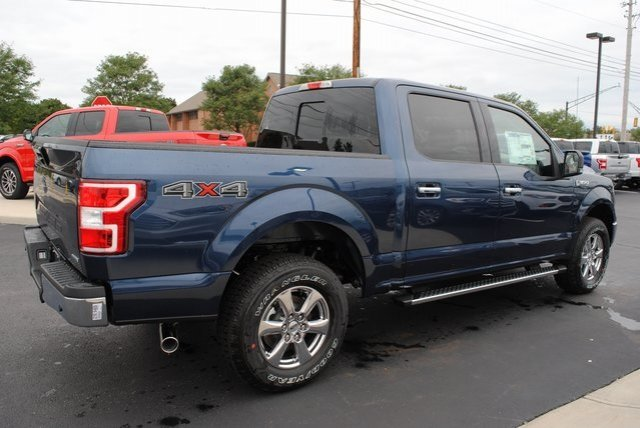 2018 F-150 SuperCrew Cab 4x4,  Pickup #FD82704 - photo 5