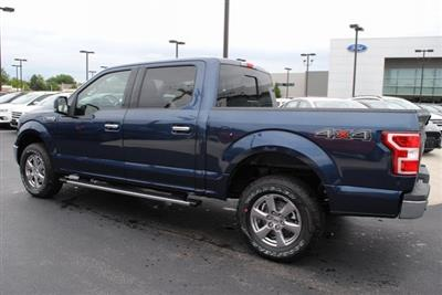 2018 F-150 SuperCrew Cab 4x4,  Pickup #FD82704 - photo 2