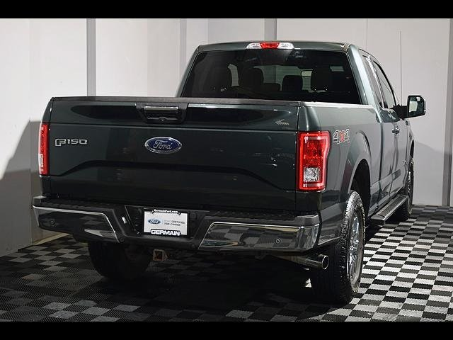 2015 F-150 Super Cab 4x4,  Pickup #FE15346A - photo 4