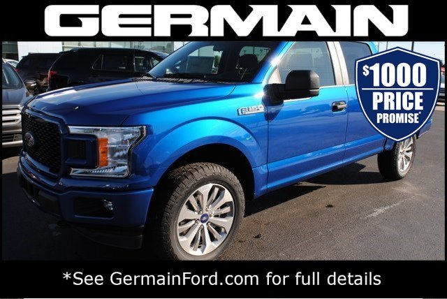 2018 F-150 SuperCrew Cab 4x4,  Pickup #FE43526 - photo 1
