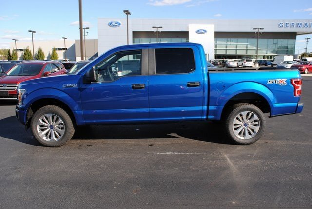 2018 F-150 SuperCrew Cab 4x4,  Pickup #FE43526 - photo 3