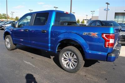 2018 F-150 SuperCrew Cab 4x4,  Pickup #FE43526 - photo 2