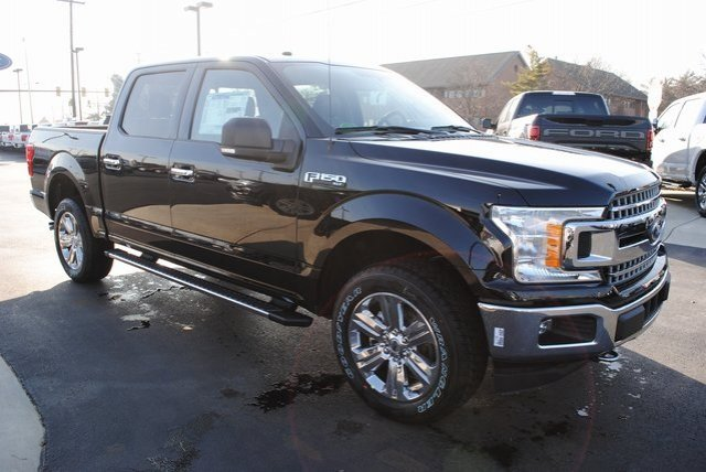 2018 F-150 SuperCrew Cab 4x4,  Pickup #FE64375 - photo 7