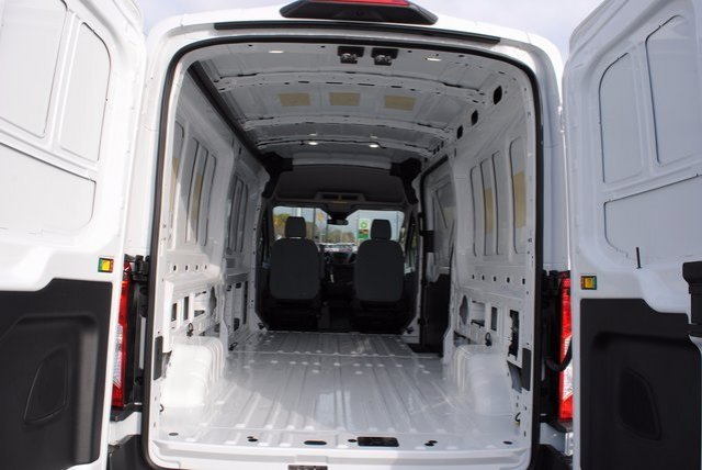 2018 Transit 250 Med Roof,  Empty Cargo Van #KA09643 - photo 2