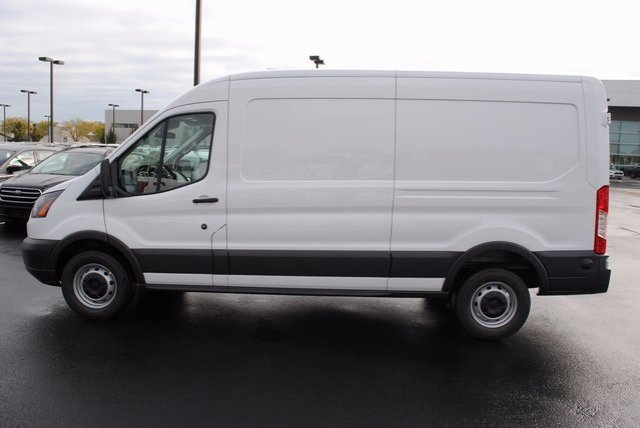 2018 Transit 250 Med Roof,  Empty Cargo Van #KA09643 - photo 4