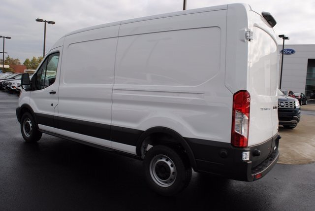 2018 Transit 250 Med Roof,  Empty Cargo Van #KA09643 - photo 3