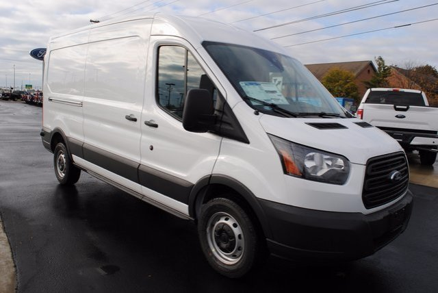 2018 Transit 250 Med Roof,  Empty Cargo Van #KA09643 - photo 8
