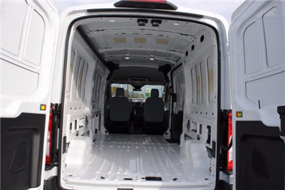 2018 Transit 250 Med Roof, Cargo Van #KA09643 - photo 2