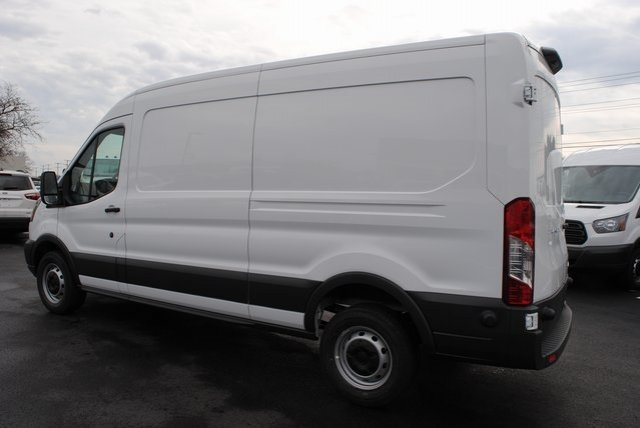2018 Transit 250 Med Roof,  Empty Cargo Van #KA23133 - photo 4