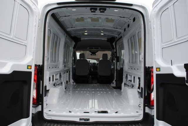 2018 Transit 250 Med Roof,  Empty Cargo Van #KA23133 - photo 2