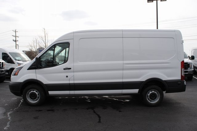 2018 Transit 250 Med Roof 4x2,  Empty Cargo Van #KA25826 - photo 3