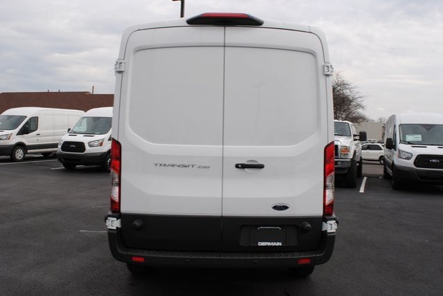 2018 Transit 250 Med Roof,  Empty Cargo Van #KA25826 - photo 5