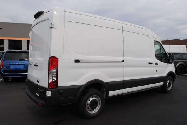 2018 Transit 250 Med Roof 4x2,  Empty Cargo Van #KA25826 - photo 6