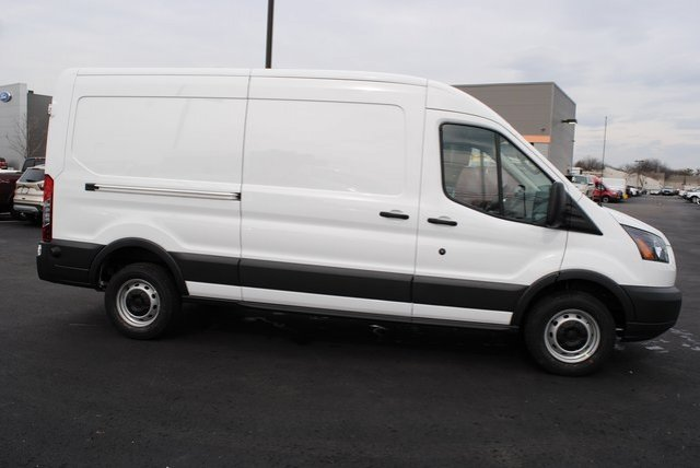 2018 Transit 250 Med Roof 4x2,  Empty Cargo Van #KA25826 - photo 7