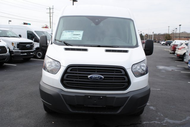 2018 Transit 250 Med Roof 4x2,  Empty Cargo Van #KA25826 - photo 9