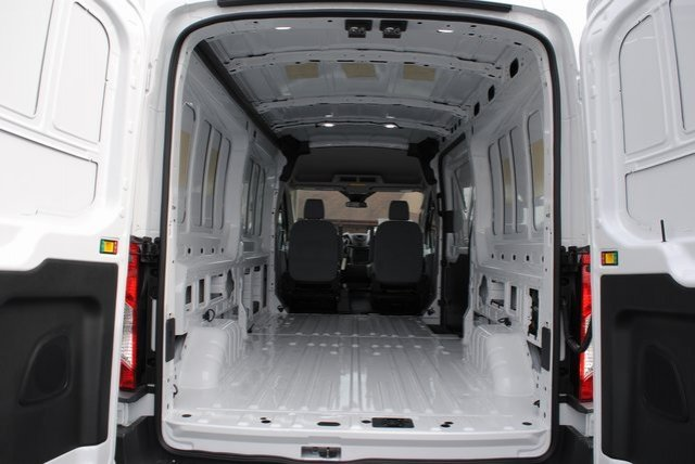 2018 Transit 250 Med Roof,  Empty Cargo Van #KA25826 - photo 2