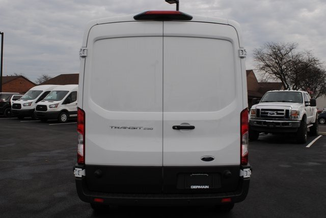 2018 Transit 250 Med Roof 4x2,  Empty Cargo Van #KA34648 - photo 5