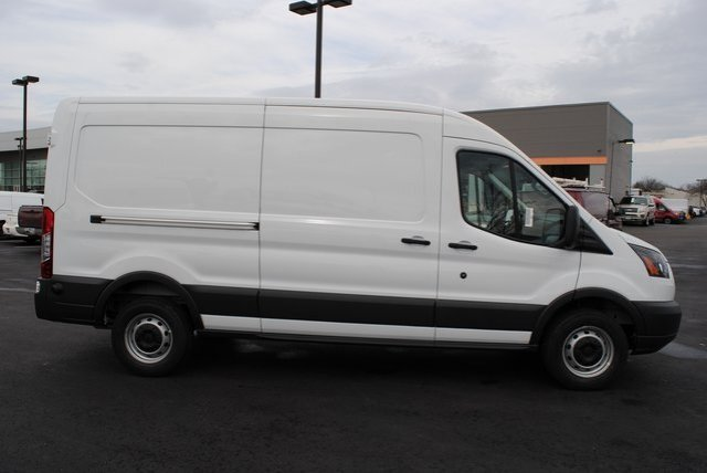 2018 Transit 250 Med Roof 4x2,  Empty Cargo Van #KA34648 - photo 7