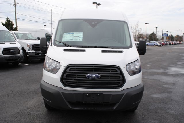 2018 Transit 250 Med Roof,  Empty Cargo Van #KA34648 - photo 9