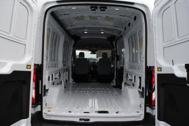2018 Transit 250 Med Roof 4x2,  Empty Cargo Van #KA34648 - photo 2