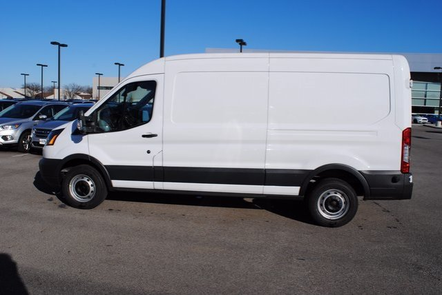2017 Transit 250 Medium Roof, Cargo Van #KA45118 - photo 4