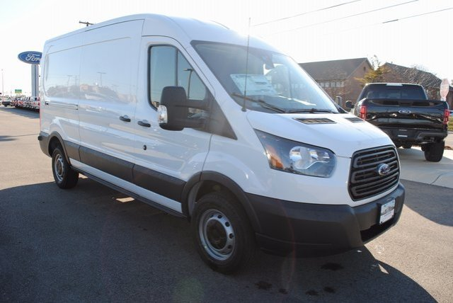 2017 Transit 250 Medium Roof, Cargo Van #KA45118 - photo 8