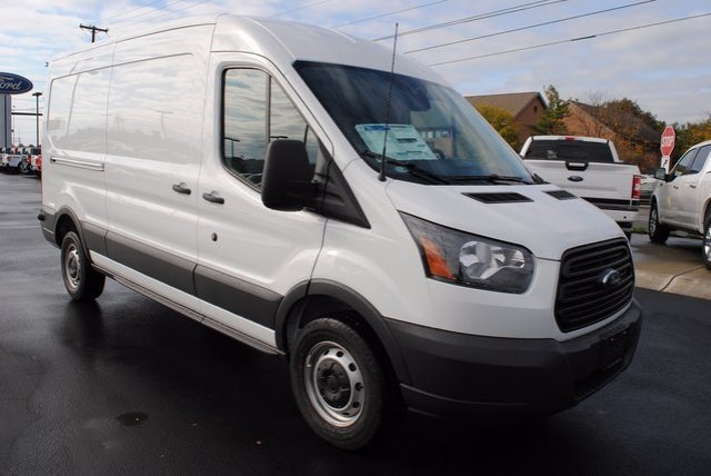 2017 Transit 250 Medium Roof, Cargo Van #KB53345 - photo 9