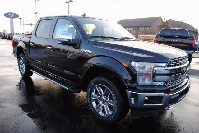 2018 F-150 SuperCrew Cab 4x4, Pickup #KC68552 - photo 8