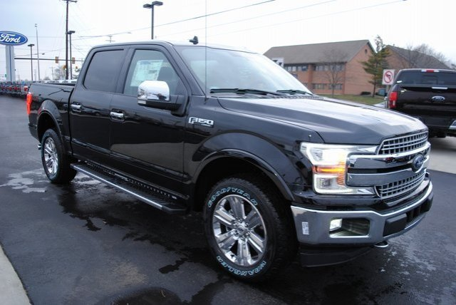 2018 F-150 Crew Cab 4x4 Pickup #KC68553 - photo 8