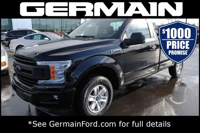 2018 F-150 Regular Cab, Pickup #KD02013 - photo 1
