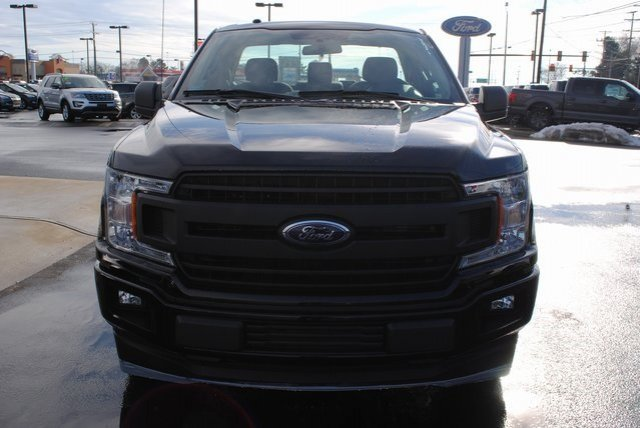 2018 F-150 Regular Cab, Pickup #KD02013 - photo 9