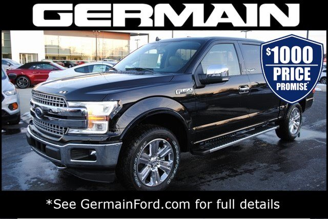 2018 F-150 SuperCrew Cab 4x4,  Pickup #KD15511 - photo 1