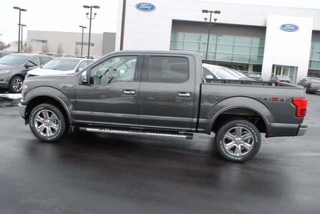 2018 F-150 SuperCrew Cab 4x4,  Pickup #KD15516 - photo 4