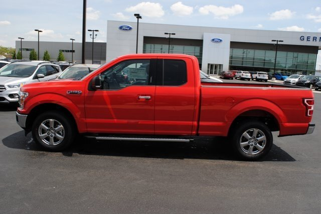 2018 F-150 Super Cab 4x2,  Pickup #KD88158 - photo 3