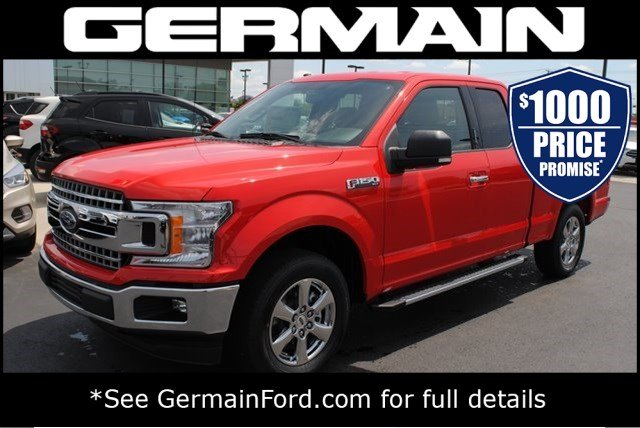 2018 F-150 Super Cab 4x2,  Pickup #KD88158 - photo 1