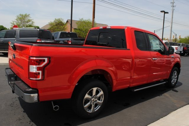 2018 F-150 Super Cab 4x2,  Pickup #KD88158 - photo 5